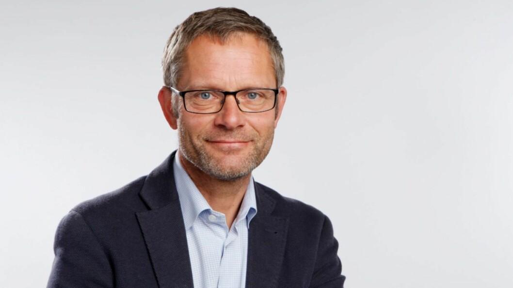 Fagsjef for digital utvikling i Mediebedriftenes Landsforening  (MBL) Geir E. Engen.