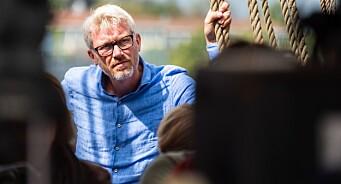TV 2-sjefen skyter tilbake mot Nordlys: – Ikke mye konstruktivt.Feil er det også