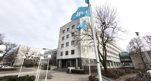 Massive tekniske problemer på Marienlyst: – Konsekvenser for store deler av NRK