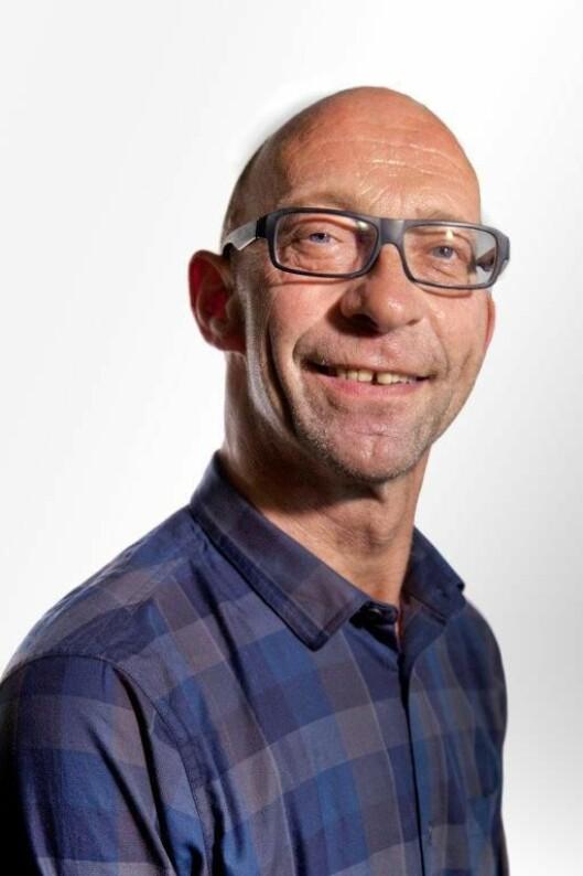 Hans Hjellemo, kommunikasjonsrådgiver i Uloba.