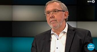 Harald Stanghelle mener at pressen bør vurdere å navngi nettrollene