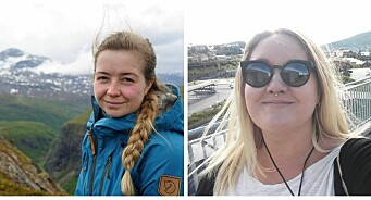 Julie Arntsen (25) og Silja Björklund Einarsdóttir (27) har fått faste jobber i Fremover