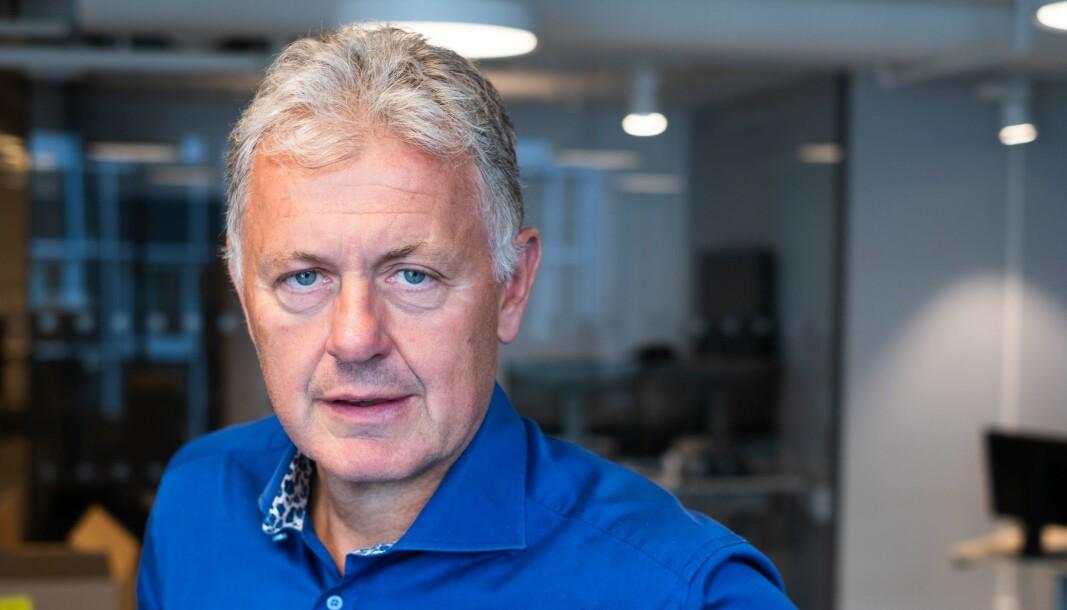 Ansvarlig redaktør i Nettavisen, Gunnar Stavrum, er lei seg for at Espen Teigen nå returnerer til politikken.