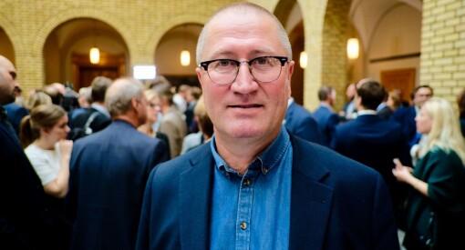 KrF vil forhandle med regjeringen om pressestøtte-økning