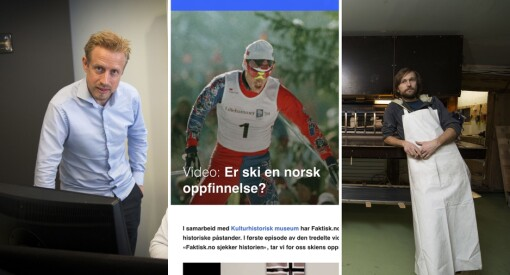 Klager inn Faktisk.no til PFU for faktafeil i ski-video