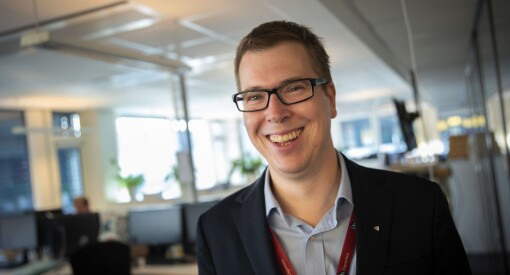 Dagsavisen-redaktør Eirik Hoff Lysholm er ny styreleder i Norsk Presseforbund