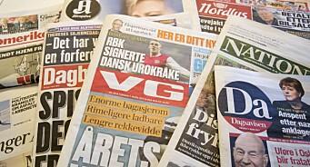 Hver fjerde nordmann har lite tiltro til mediene