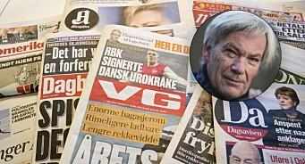 Sareptas krukke og demokratiet: Pressestøtten er problematisk av flere grunner