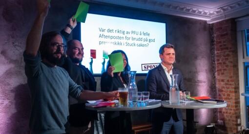 Bernt Olufsen: – Lot vi for ukritisk og lett, reklamemakerne realisere sin våte drøm?