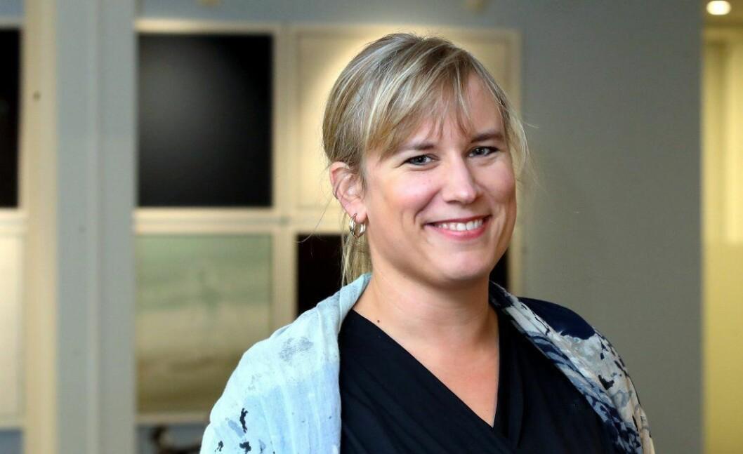 Karianne Steinsland, nyhetsredaktør i Budstikka.