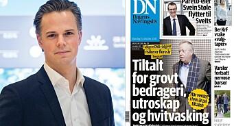 DNB vurderer å klage inn Dagens Næringsliv til PFU etter denne forsiden