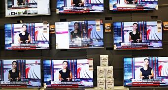 Annonsørene svikter TV-kanalene: Fall på 174 millioner kroner