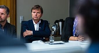 Svein Larsen og Radio Metro åpner for å ta over P5 i Bergen. Om han får FM-lisens