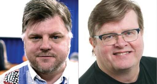 Rolf Johansen er innstilt som ny topptillitsvalgt i NRK etter Richard Aune