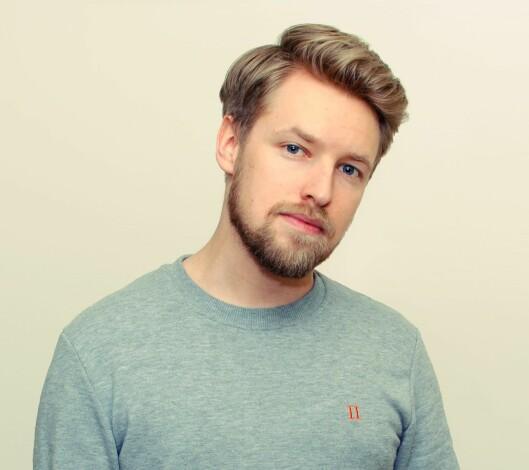 Anders Tangenes, USA-korrespondent (neida, komiker).