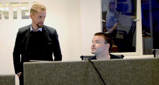 Magnus Aamo Holte (32) overtar som nyhetsredaktør i Nordlys