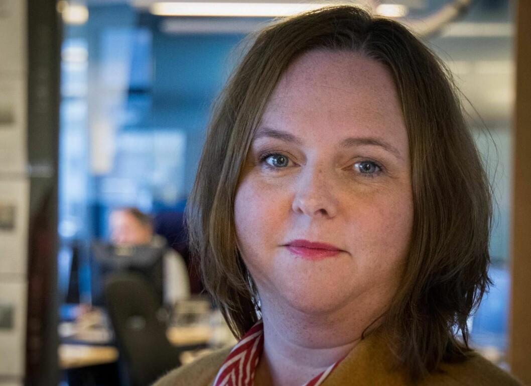 Charlotte Ekvik er nyansatt redaktør i NRK Møre og Romsdal.