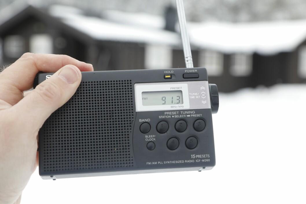 Nå lanseres det en ny lyttermåling i Norge. Illustrasjonsfoto