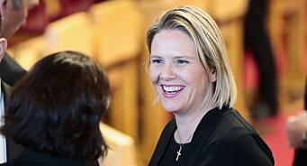 Se oversikten: Sylvi Listhaug gjestet Politisk kvarter mest i 2020