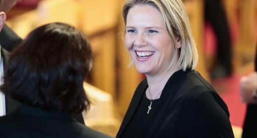 Nå blir norske politikeres uttalelser på sosiale medier søkbare