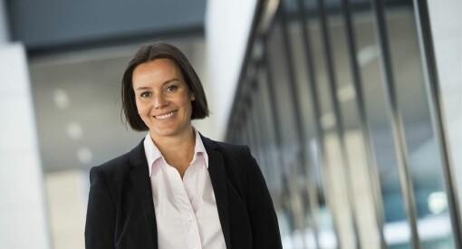 Nina Vesterby tar over som sjef i Egmont Publishing