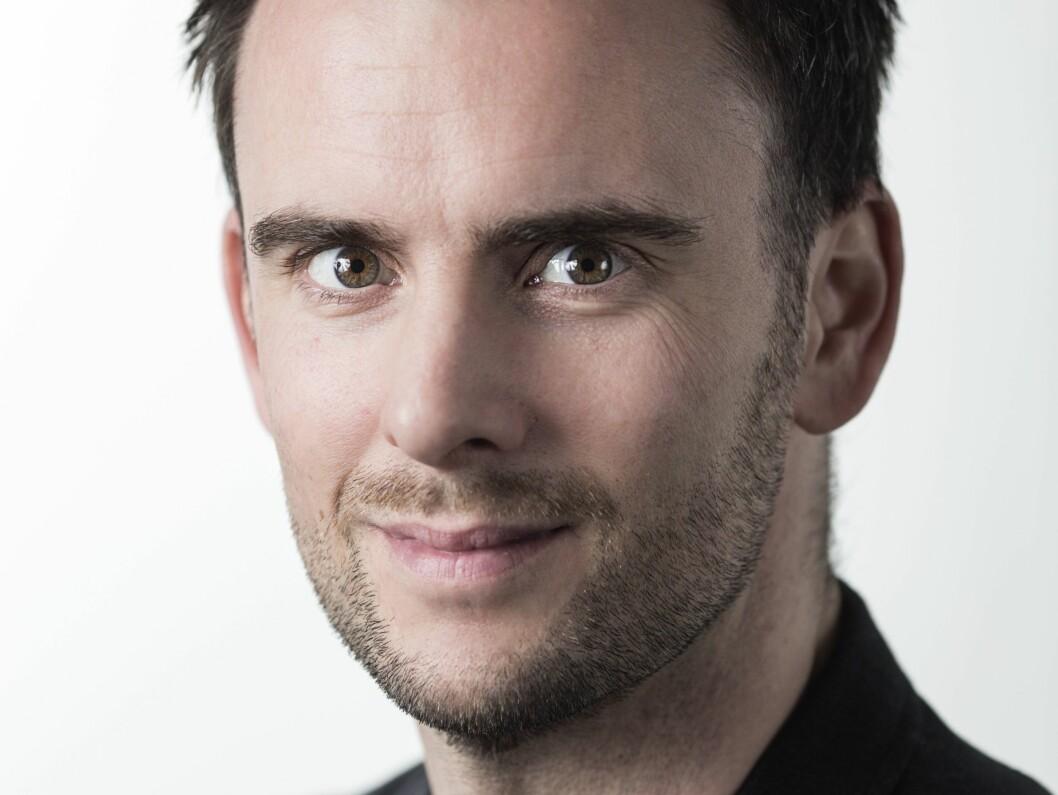 Magnus E. Marsdal, leder i Manifest Tankesmie