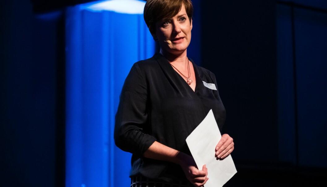 Veslemøy Østrem er gjenvalgt som leder for Medienettverket.