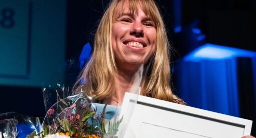 Anniken Renslo Sandvik er Årets talent