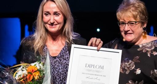 Kirsti Husby er Årets kvinnelige medieleder