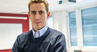 Laurent Richard jobber med å fullføre arbeidet til drepte gravejournalister