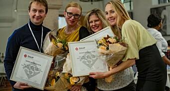 NRKs «Legekoden» vant Data-SKUP. Nå er saken klaget inn til PFU