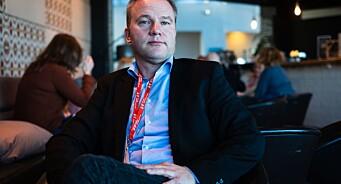 Resett-redaktør Helge Lurås får ikkje innpass i Redaktørforeningen