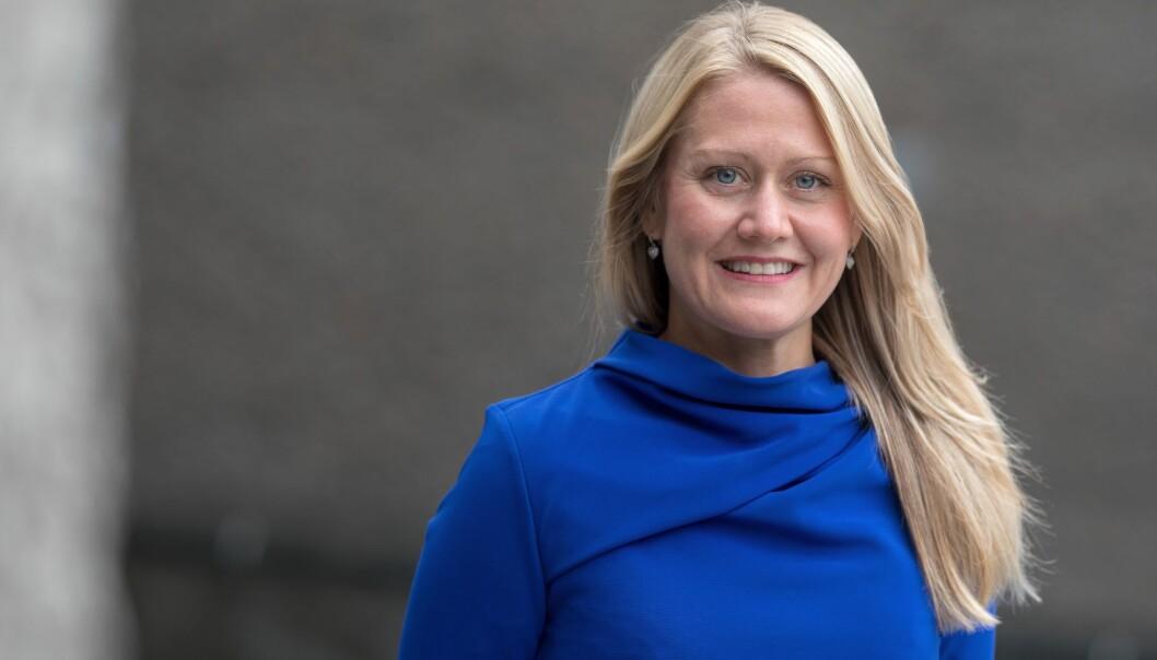 Astrid Bergmål i Virke reagerer kraftig på Travel News sin portrettintervju med Anya Tonn.