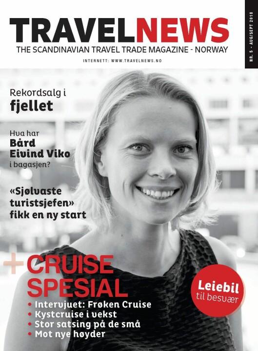 Travel News august/september 2018.