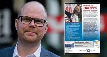 VG-redaktøren sier omdiskutert boikott-annonse ikke burde vært publisert i «sin nåværende form»