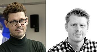 BT ansetter to: Eivind H. Fiskerud blir redaktør og Gerhard Flaaten blir ny journalist