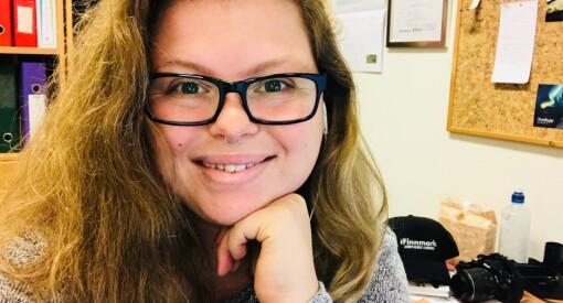 Finnmarksposten oppbemanner: Nå skal Stine Serigstad jobbe fulltid for avisa