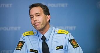 Vest politidistrikt har ikkje klart å gje media god nok informasjon om det som skjer når det skjer