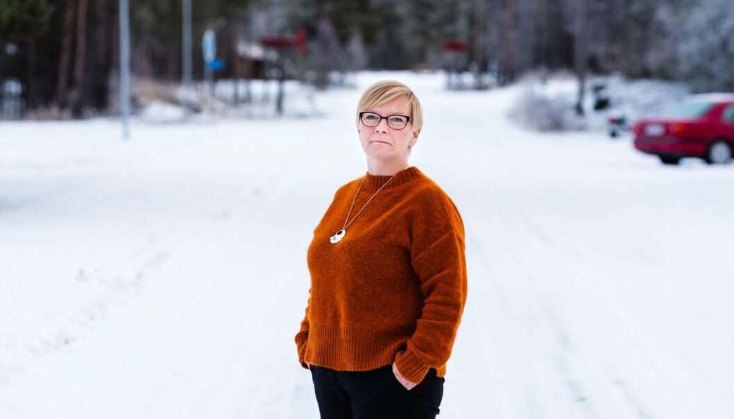 Mona Solbakk, direktør i NRK Sápmi