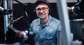 Jan-Erik Steine (49) er ny programleder i NRK Finnmark