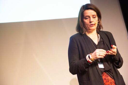 Kjersti Mo, ansvarlig redaktør/direktør kvinne/livsstil i Egmont Publishing.