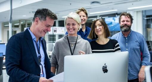Aftenposten har fått nytt design på papir: Framhever fakta, gjør sidene mer luftige og flytter debatten