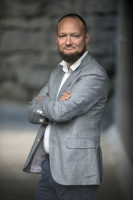 Eirik Langeland Fjeld.