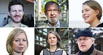 Én av disse har over to millioner i inntekt: Så mye tjener 40 norske kommentatorer