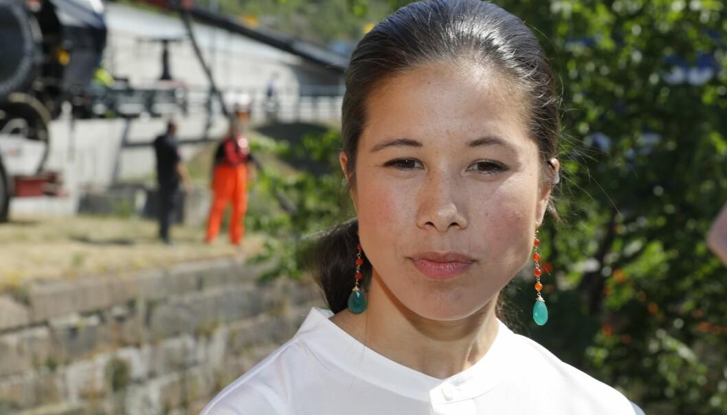 MDGs førstekandidat på Stortinget, Lan Marie Nguyen Berg.