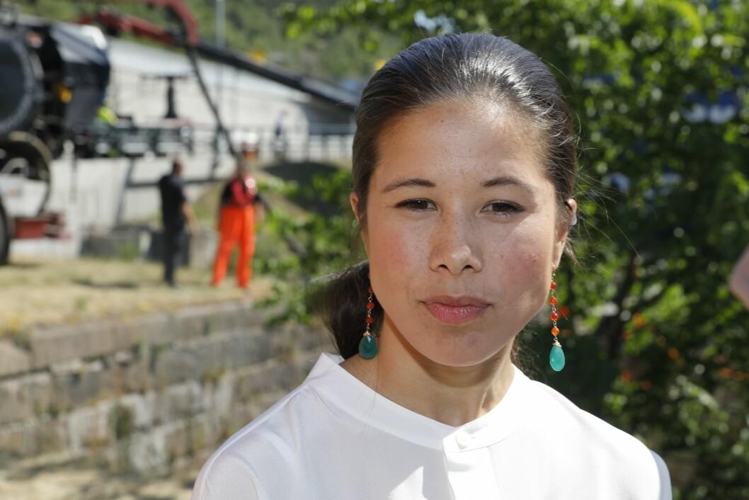 Byråd Lan Marie Nguyen Berg (MDG)