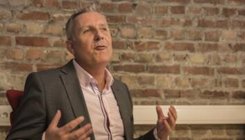 PR-rådgiver Lasse Gimnes.