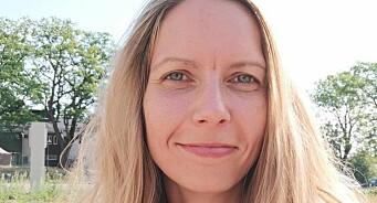 Silje Gomnæs (36) er ansatt som ny frontsjef i Drammens Tidende