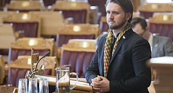 SV-politiker raser mot regjeringens HRS-støtte: – Uforståelig at de gir statsstøtte til en hatblogg