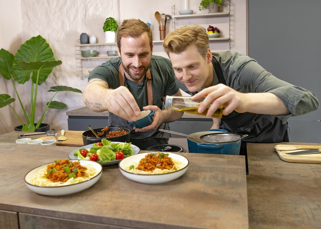 Veggisprogrammet til Matkanalen har hatt en pangstart på Snapchat Show, ifølge gründer Øivind Lindøe.